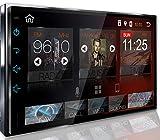 Tristan Auron BT2D7018A Autoradio mit Navi, 7'' Touchscreen Bildschirm, Android 8.1, GPS Navi,...