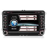 7 Zoll 2 Din Autoradio für VW Golf Seat mit Wince System DVD Player GPS Navigation FM AM Radio...