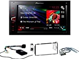 Pioneer MVH-AV280BT USB Bluetooth MP3 Einbauset für Nissan Qashqai J10