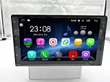 178* 10017,8cm Universal GPS Auto GPS Navigation System Quad Core Android 6.0Auto Radio Stereo Multimedia Haupteinheit für Nissan Qashqai 2DIN In Dash Bluetooth Autoradio SWC cam-in OBD2DAB + Gratis Karte