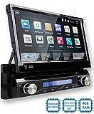 Tristan Auron BT1D7018A Autoradio mit Android 8.0, 7'' Touchscreen Bildschirm, mit Navi, GPS...