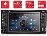 M.I.C. AVT7 Android 9 Autoradio Radio Navigationssystem:DAB+ Plus digitalradio Bluetooth WLAN 8 Zoll...