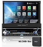 Tristan Auron BT1D7022A Autoradio + DAB+ Box, Android 8.1, 7'' Touchscreen Bildschirm, GPS...
