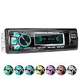 XOMAX XM-R265 Autoradio mit Bluetooth Freisprecheinrichtung I Smartphone Ladefunktion über 2. USB...