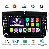 ATOTO A6 Android Auto Navigation Stereo w/Dual Bluetooth & Schnellladung - Für Volkswagen/VW -...