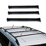 Relingträger Dachträger Dachgepäckträger Kompatibel mit VW T5 Transporter Caravelle Multivan |...