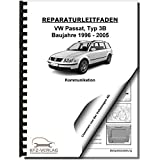 VW Passat 5 Typ 3B 1996-2005 Radio Navigation Kommunikation Reparaturanleitung