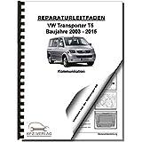 VW Transporter T5 2003-2015 Radio Navigation Kommunikation Reparaturanleitung