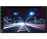 Tristan Auron BT2D7018A-DVD Android 9.0 Autoradio mit Navi I 7'' Touchscreen Monitor I Bluetooth...