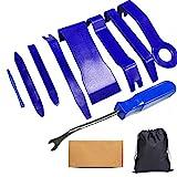 Manelord Auto Zierleistenkeile Set, Lösewerkzeug Türverkleidung Demontage Werkzeuge, Hebelwerkzeug...