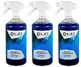 Liquid Elements 3X Dust Cracker Felgenreiniger Flugrostentferner Reiniger 1 L