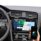 DYNAVIN Autoradio Navi für VW Golf 7 Golf VII, 10,1 Zoll OEM Radio mit Bluetooth, inkl. DAB+, USB;...