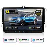 NEOTONE WRX-990A Android 9 Autoradio für VW | Skoda | Seat | 4GB Ram | 32GB Rom | Navi mit...