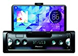 Pioneer SPH-10BT - Auto Media-Receiver (Schwarz, Silber, 1 DIN, 200 W, 4.0 Kanäle, 50 W, Android,...