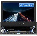 Tristan Auron BT1D7022A Android 10.0 Autoradio I 32GB ROM I 7'' Touchscreen I GPS Navi I Bluetooth...