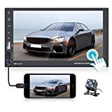 OiLiehu Android Doppel Din Autoradio Bluetooth 7 Zoll HD Touchscreen Radio FM Empfänger...