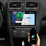 DYNAVIN Autoradio Navi für VW Golf 6, 9 Zoll OEM Radio mit Bluetooth, inkl. DAB+, USB, Kompatibel...