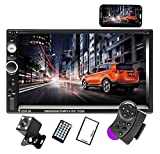 Camecho Doppel Din Auto Radio Audio Bluetooth Touch MP5 Player USB FM Android Telefon Spiegel Link...