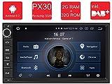 M.I.C. AU7-Lite Android 9 Autoradio Radio Navigationssystem:DAB+ digitalradio Bluetooth WLAN 7 Zoll...