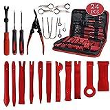 24 stücke Auto Trim Removal Tools, Auto-Tür-Audio-Panel-Removal-Tool-Set,...
