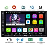 ATOTO A6 Doppel-Din Android Auto Navigation Stereo mit Dual Bluetooth - Standard A6Y2710SB 1G / 16G...