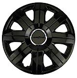Goodyear 75512 Radzierblenden Flexo, Radkappen, 16 Zoll, schwarz, 4 Stück, flexibles Material, für...