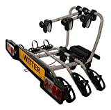 Witter Towbars ZX303EU Fahrradträger für die Anhängerkupplung - Kupplungsfahrradträger für 3...