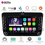 [Für Volkswagen/VW] ATOTO A6 Pro A6YVW721PRB Auto-Audio- /Video-Navigation Double DIN Android- 2X...