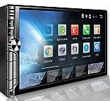 Tristan Auron BT2D7019A Android 9.0 Autoradio I 7'' Touchscreen Bildschirm I mit Navi GPS I...