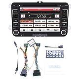 Shumo 7 Zoll 2 Din Auto Multimedia DVD GPS Navi Radio Stereo Player für Golf 6 Passat B6 B7 Tiguan...