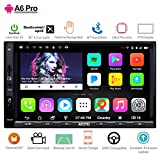 ATOTO [NEU] A6 Android Auto Navigation Stereo with 2X Bluetooth & Telefon Schnellladung - PRO...