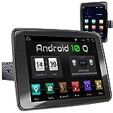 XOMAX XM-VA910R Autoradio mit Android 10, Quad Core, 2GB RAM, 32GB ROM, GPS Navigation I Support:...