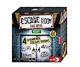 Noris 606101546 - Escape Room (Grundspiel) - Familien und Gesellschaftsspiel für Erwachsene, inkl....