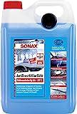 SONAX AntiFrost&KlarSicht Gebrauchsfertig bis -20° C (5 Liter) schneller, schlierenfreier und...