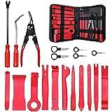 Demontage Werkzeug Auto MATCC 19 stück Zierleistenkeile Verkleidungs Werkzeug Innen-Verkleidung...