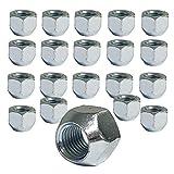 TRACER 20 Radmuttern Kegelbund M12 x 1,5 für Stahlfelgen to