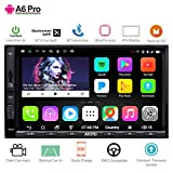 ATOTO [NEU] A6 Pro A6Y2721PRB 2DIN Android Auto Navigation Stereo- 2X Bluetooth mit aptX -Schnelles...