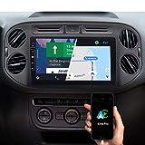 DYNAVIN Autoradio Navi für VW Golf 5 Plus | Tiguan 2007-2016, 9 Zoll OEM Radio mit Bluetooth, inkl....