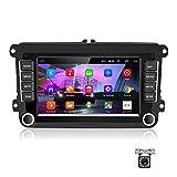 Android Autoradio für VW GPS Autoradio Bluetooth/WiFi/FM/AUX/USB, Multimedia-Radio für...