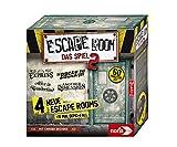 Noris 606101891 Escape Room 2 (Grundspiel) Familien und Gesellschaftsspiel für Erwachsene, inkl. 4...