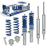 JOM Car Parts & Car Hifi GmbH 741027 Blueline Gewindefahrwerk