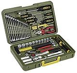 PROXXON PKW- und Universalwerkzeugkoffer, 47-teiliges Werkzeug-Set, Mit Hammer, Knipex-Zangen,...