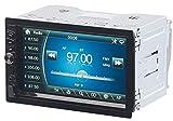 CREASONO DIN 2 Radio: 2-DIN-MP3-Autoradio mit Touchdisplay, Bluetooth, Freisprecher, 4X 45 W...