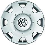 Original VW Radkappen (4 Stück) Komplettsatz 16 Zoll Radzierblenden Golf Touran Jetta Sportsvan...