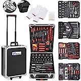TRESKO Werkzeugkoffer 949 teilig   Werkzeugkasten   Werkzeugkiste   Werkzeugtasche   Werkzeug Set  ...