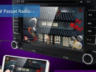 VW Passat Radio