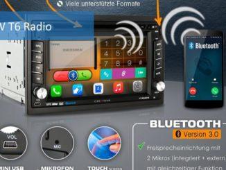 VW T6 Radio