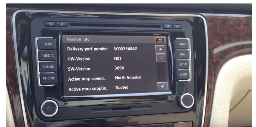 RNS 510 🥇 Alle Infos zu dem VW Navi - Updates, Tipps, Alternativen