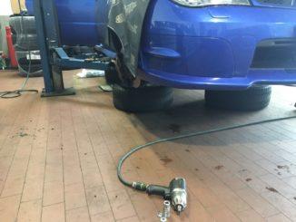 Reifen wechseln mit einem Schlagschrauber?