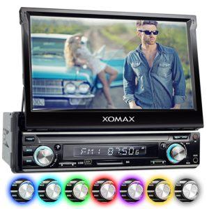 XOMAX XM-VRSU743BT Autoradio